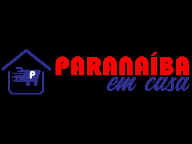 Logo do Paranaiba em casa